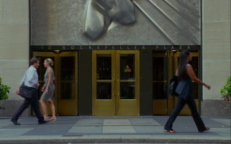50 Rockefeller Plaza – Friends with Benefits (1)
