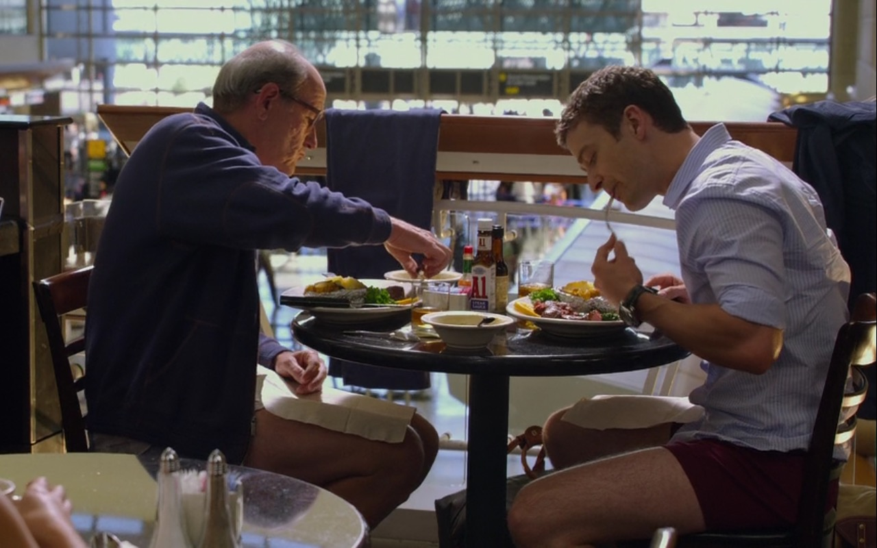 A1 Steak Sauce - Friends with Benefits (2011) Movie Product Placement