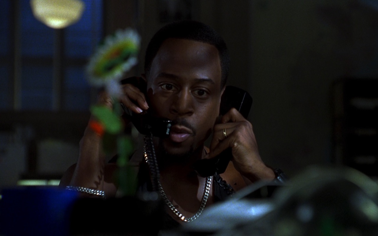 AT&T Phones - Bad Boys (1995) - Movie Product Placement
