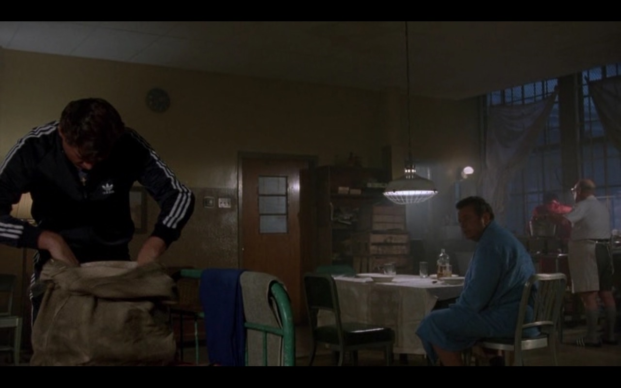 Adidas Sportswear And Sneakers - Goodfellas (1990) Movie Product Placement