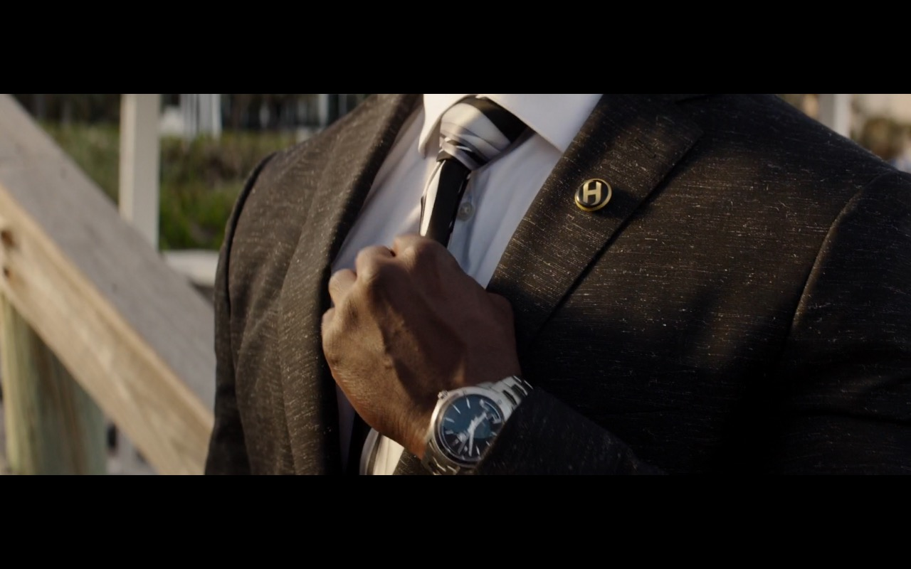 Amin Joseph and TAG Heuer Watch – Baywatch (2017) Movie Product Placement