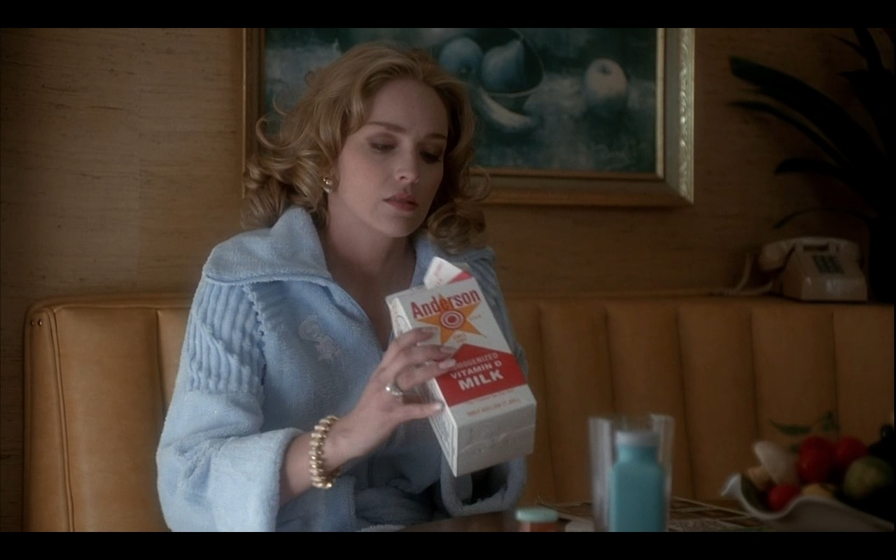 Anderson Dairy Vitamin D Milk - Casino (1995) Movie Product Placement