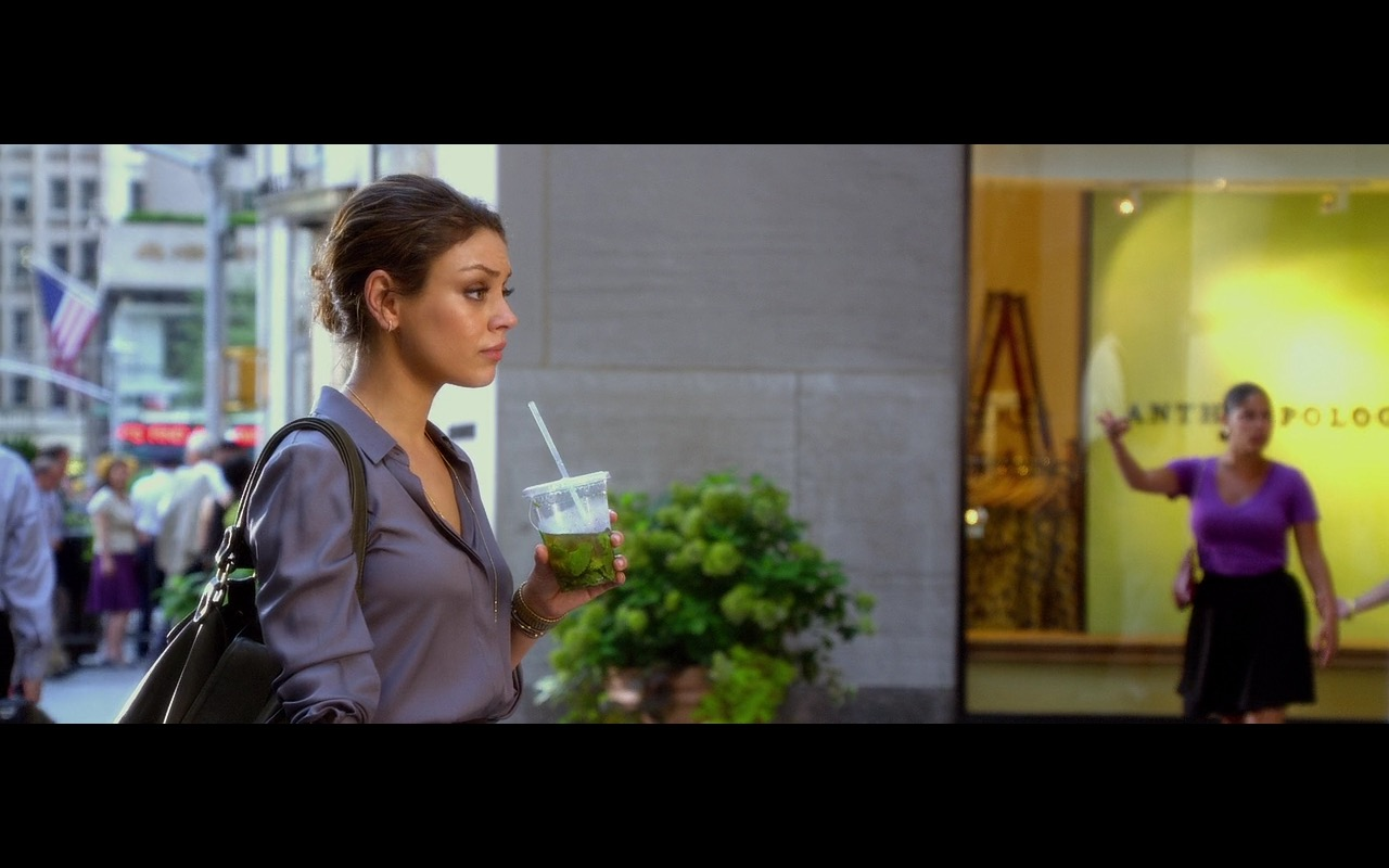 Anthropologie Clothing Store – Friends with Benefits (2011) Movie Product Placement