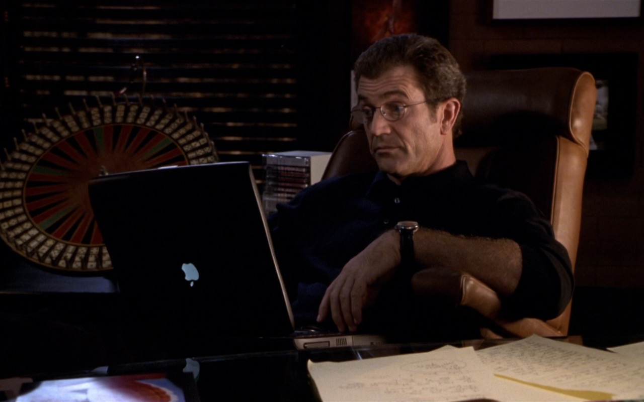 Apple PowerBook G3 – What Women Want (2000) Movie Product Placement