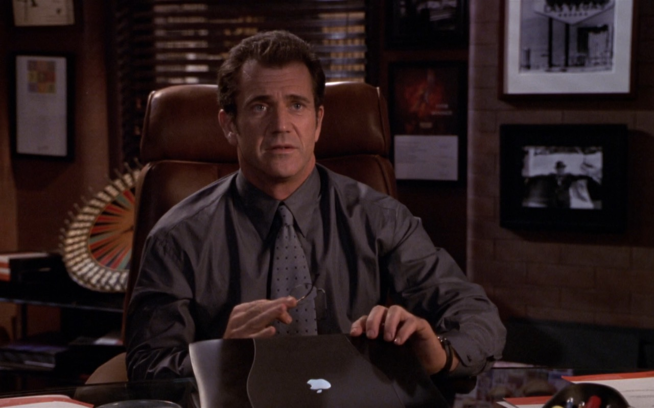 Apple PowerBook G3 – What Women Want (2000) - Movie Product Placement
