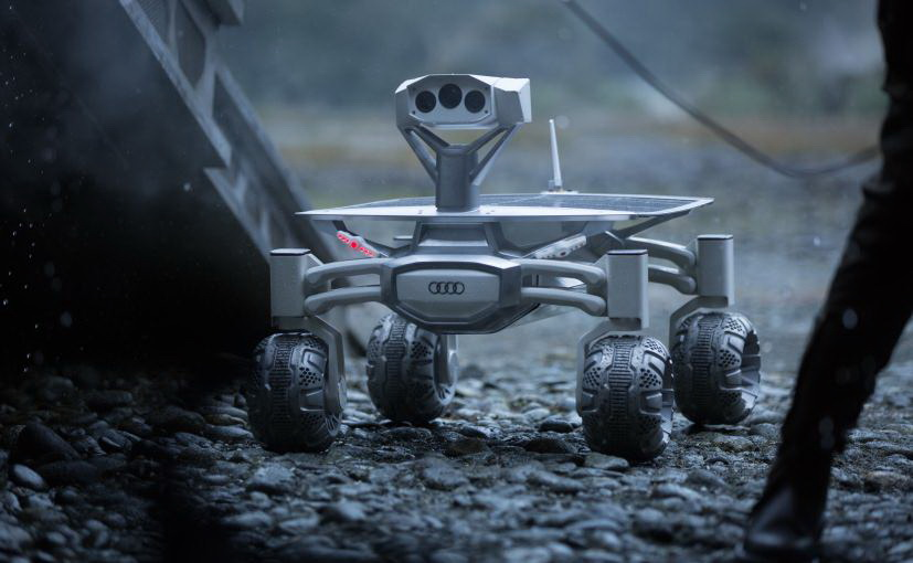 Audi Lunar Quattro Rover - Alien: Covenant (2017) Movie Product Placement