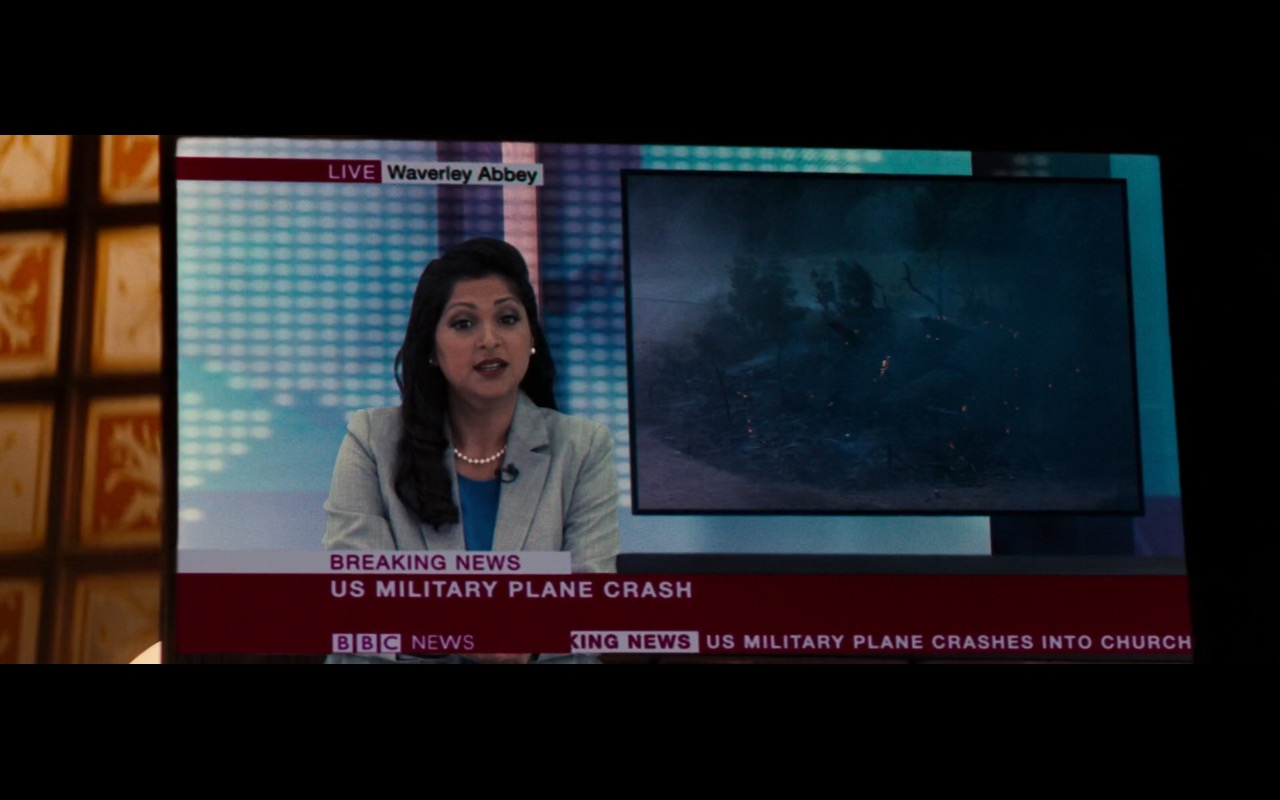 BBC TV Channel - The Mummy (2017) Movie Product Placement