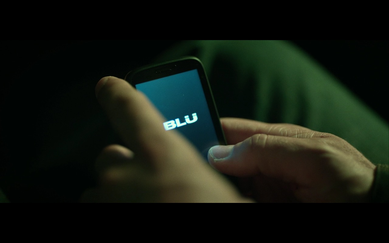 BLU Phone – Shot Caller (2017) Movie Product Placement