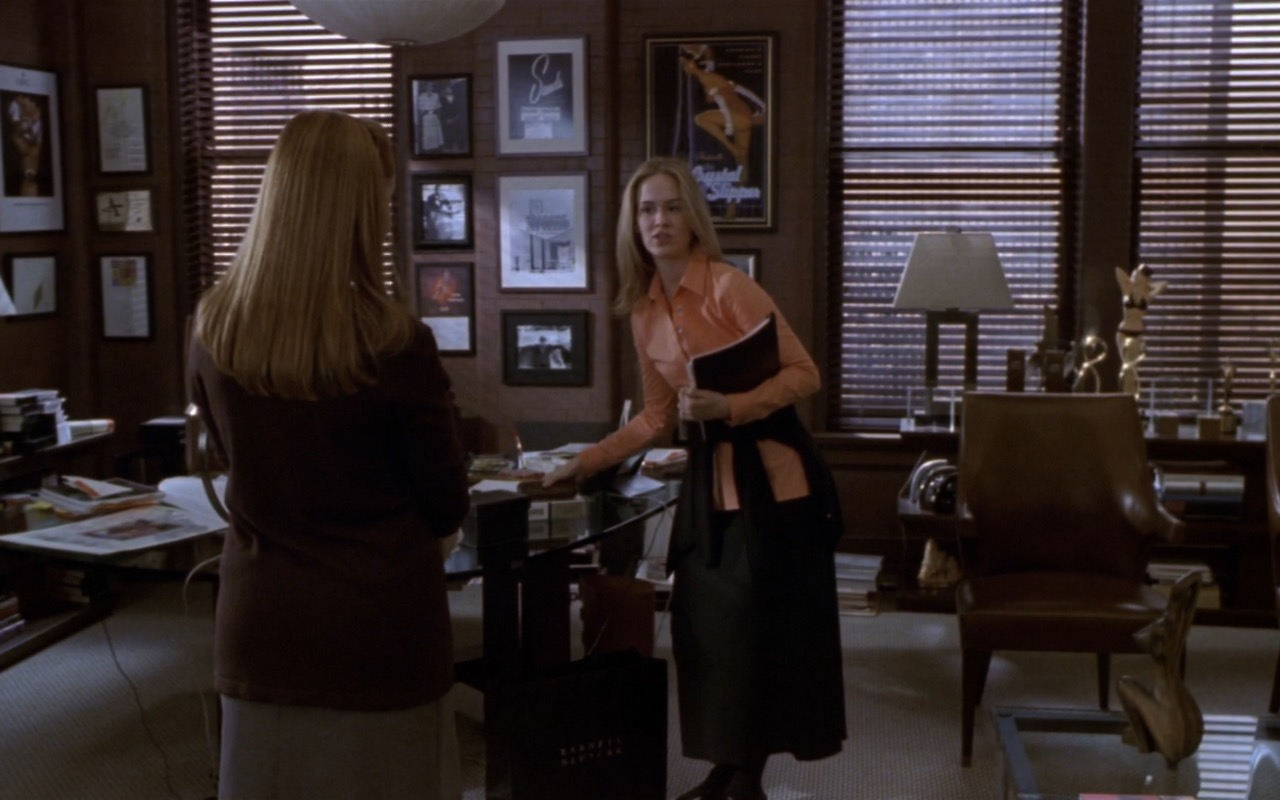 Barneys New York Paper Bag - What Women Want (2000) Movie Product Placement