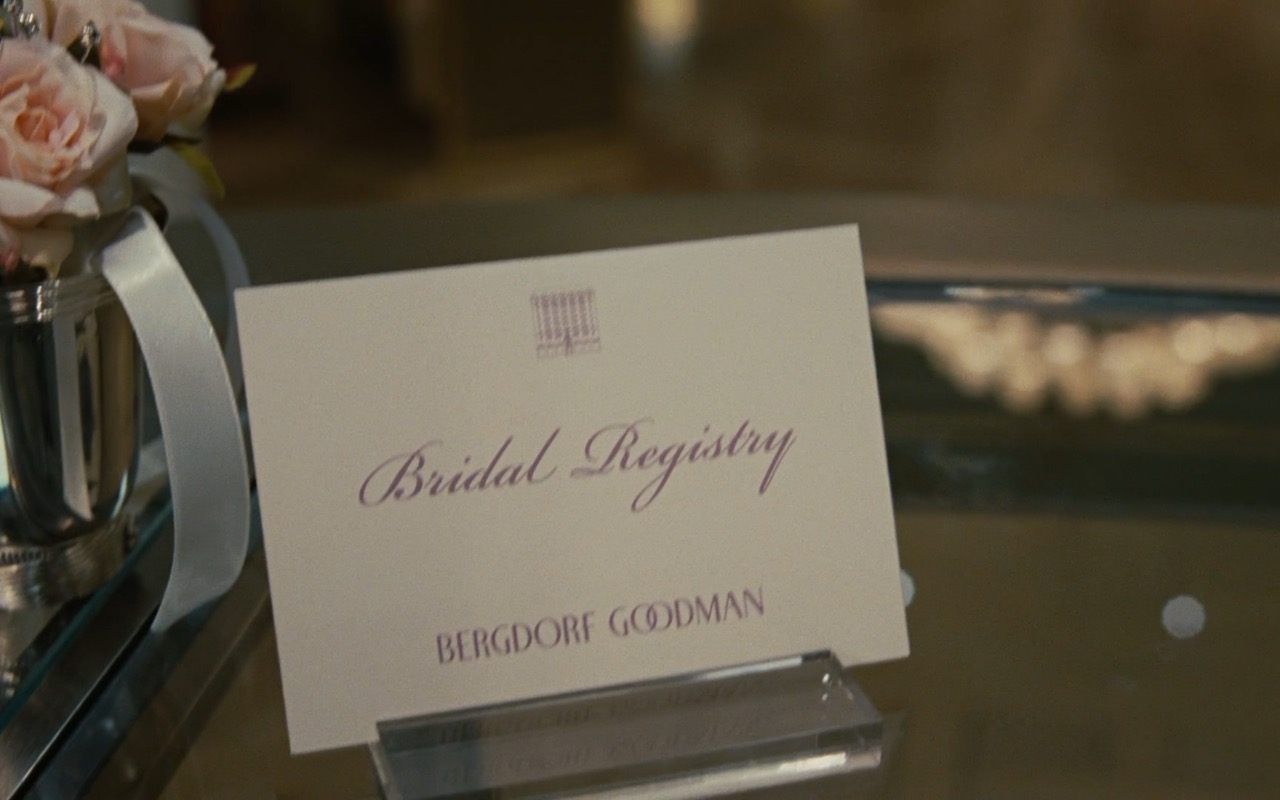Bergdorf Goodman Store - Sex and the City 2 (2010) Movie Product Placement