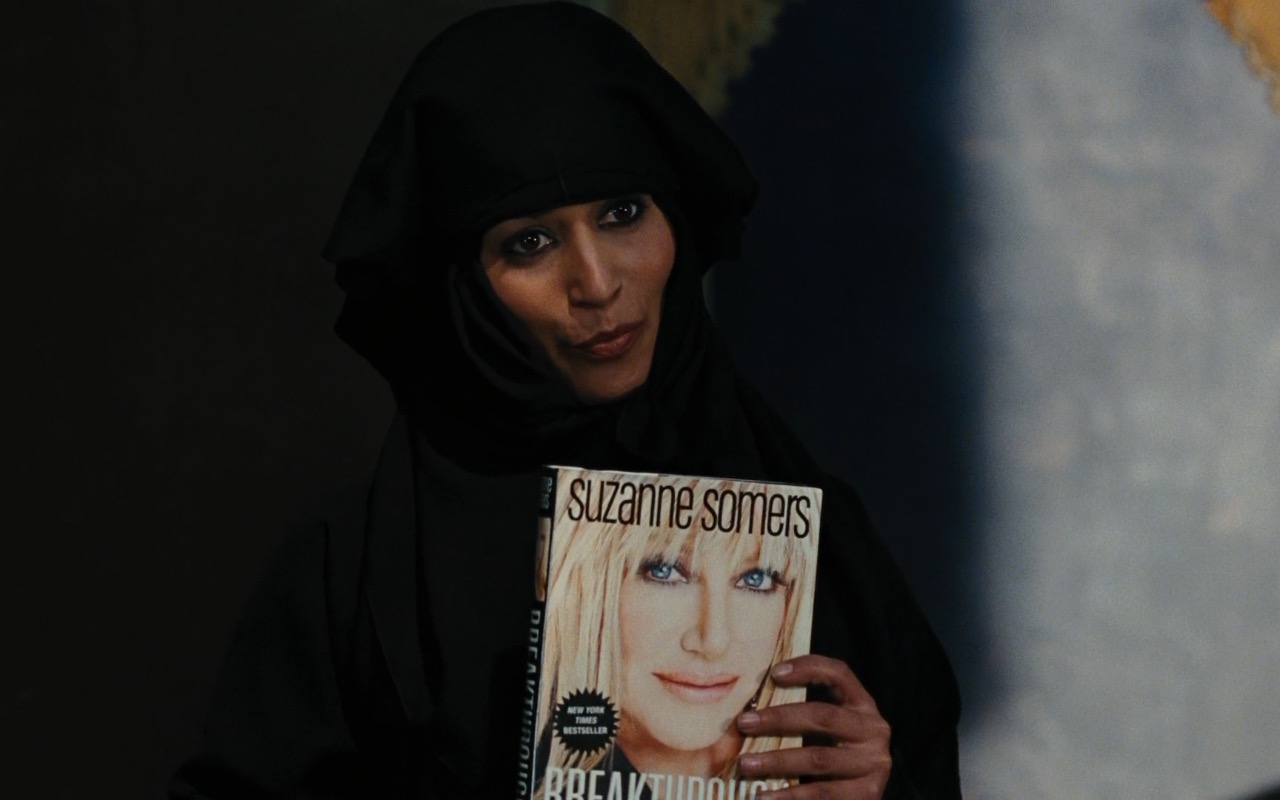 Breakthrough Eight Steps to Wellness Book by Suzanne Somers - Sex and the City 2 (2010) Movie Product Placement