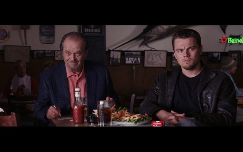 Budweiser, Beck's, Heineken, Marlboro – The Departed (2006)