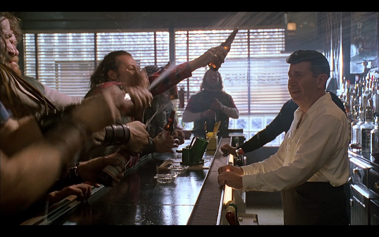 Budweiser Beer - A Bronx Tale (1993) Movie Product Placement