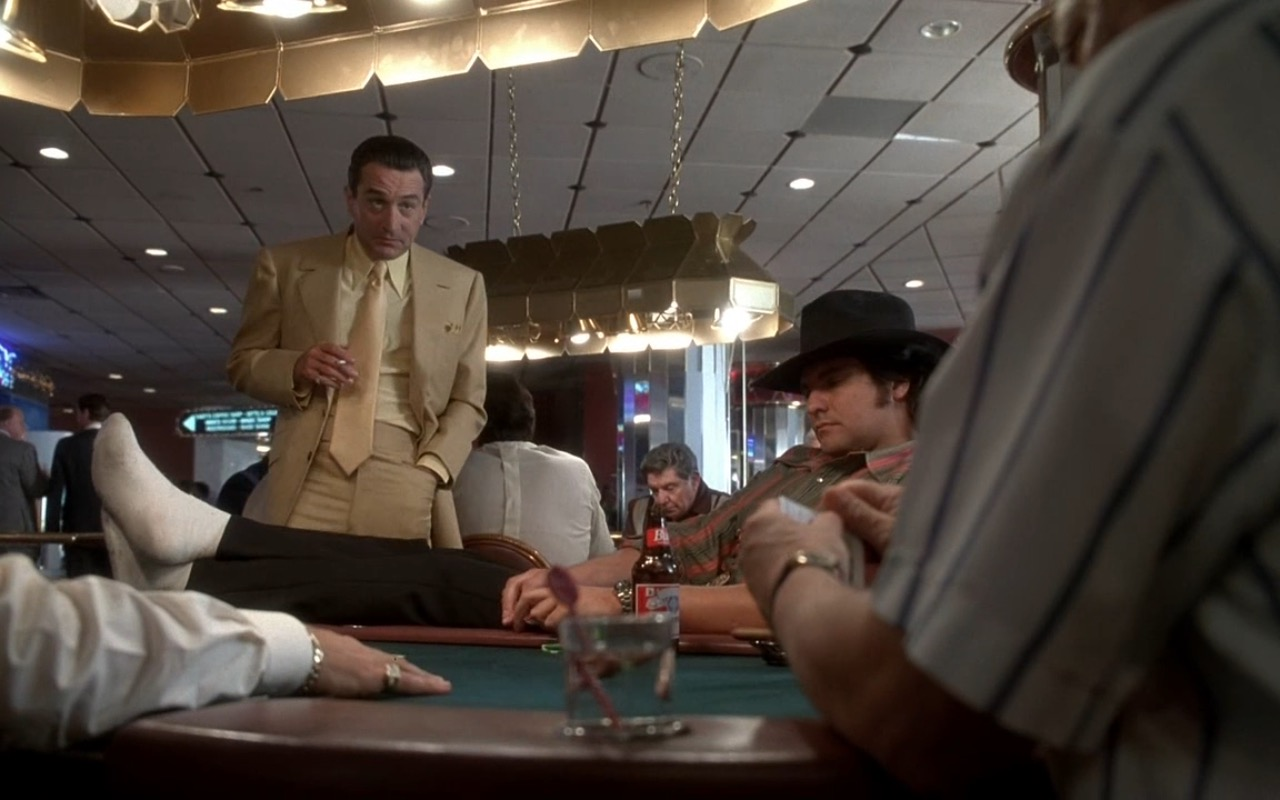 Budweiser Beer - Casino (1995) Movie Product Placement