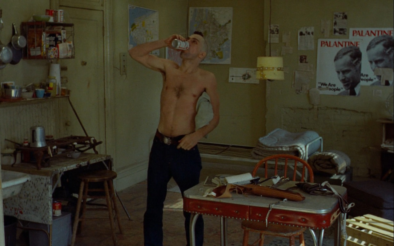 Budweiser Beer - Taxi Driver (1976) Movie Product Placement