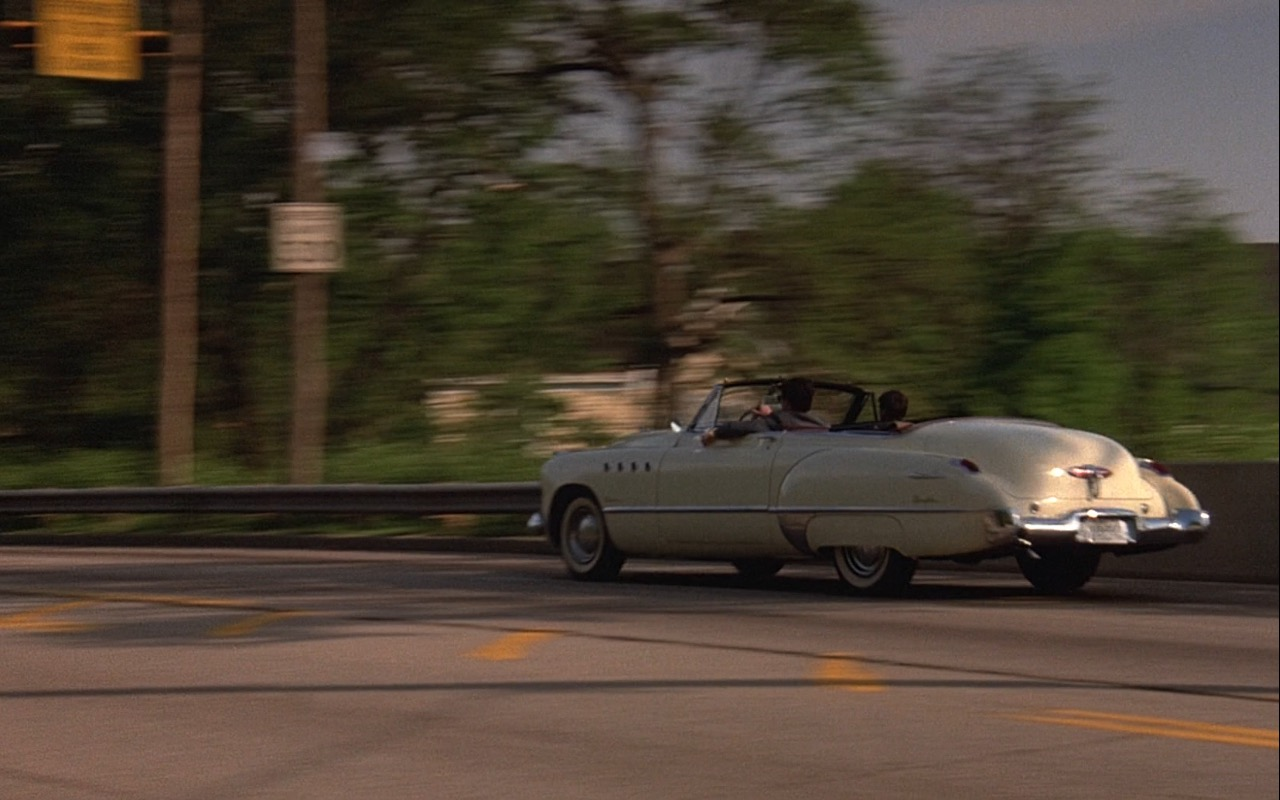 Buick Roadmaster Car - Rain Man (1988) Movie Product Placement