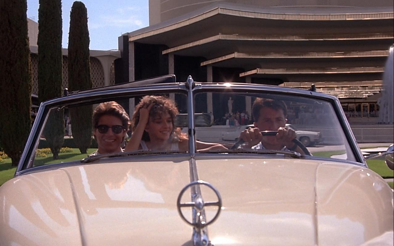 Buick Roadmaster Car - Rain Man (1988) Movie Product Placement