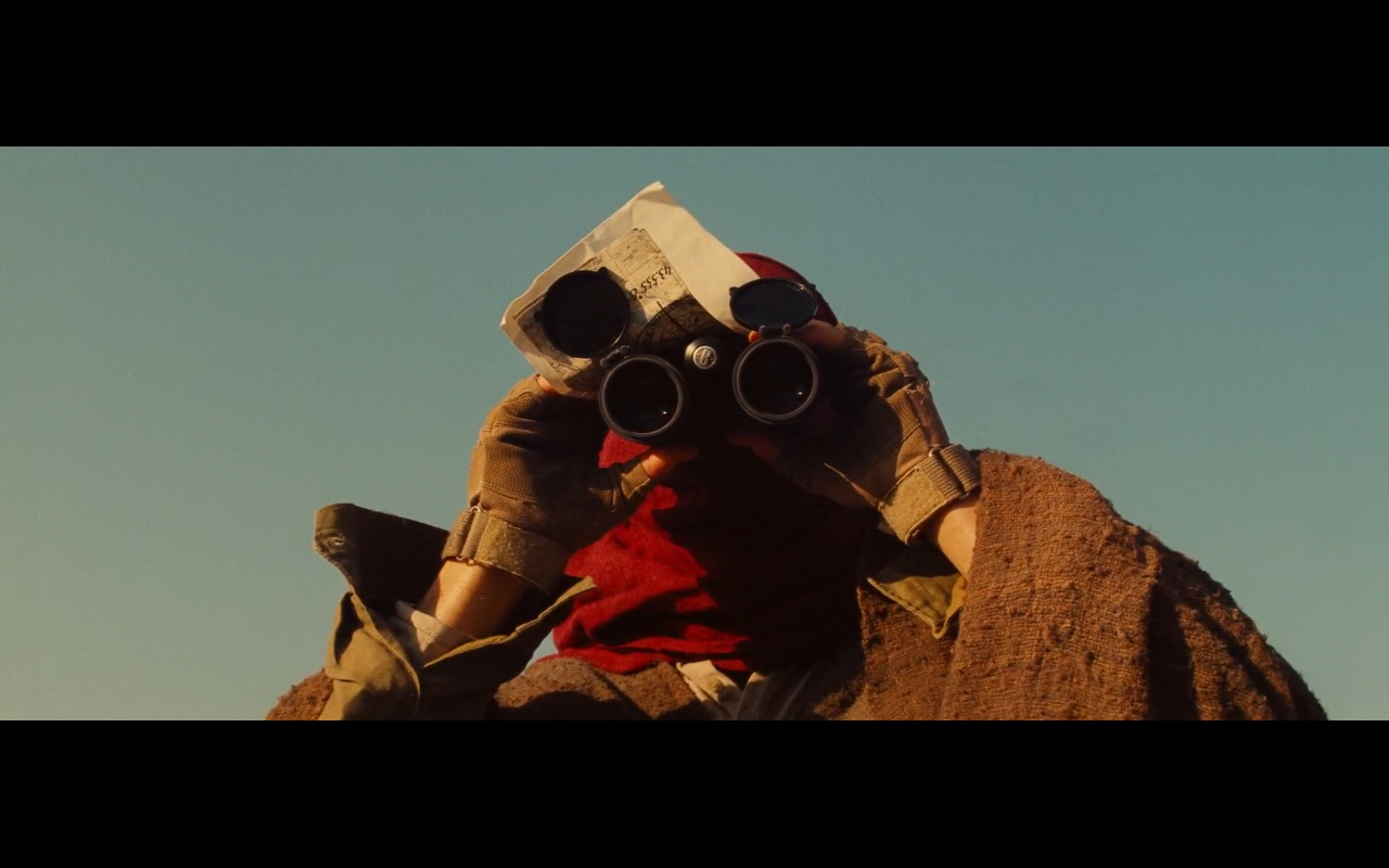 Bushnell Binocular - The Mummy (2017) Movie Product Placement