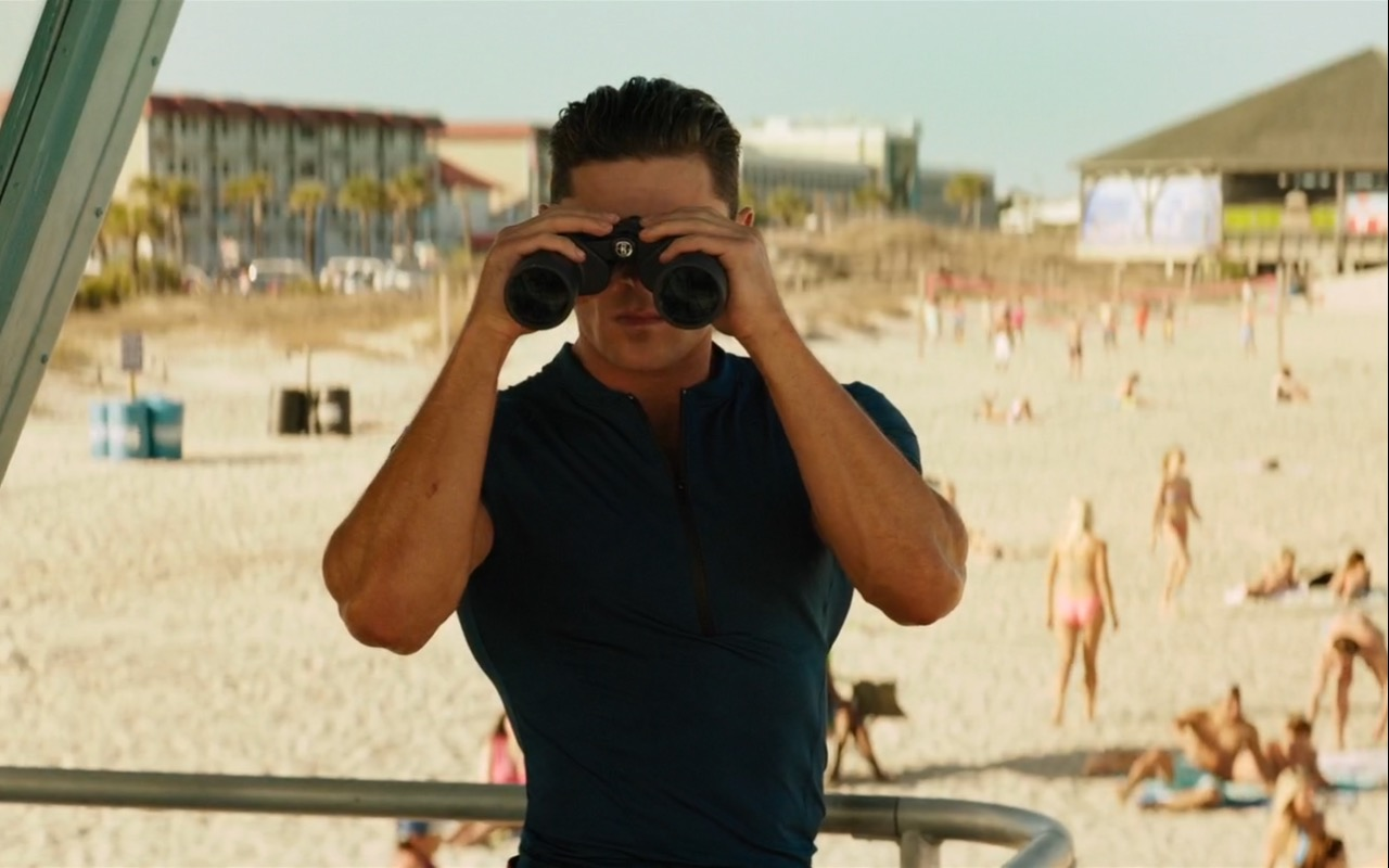 Bushnell Binoculars - Baywatch (2017) Movie Product Placement