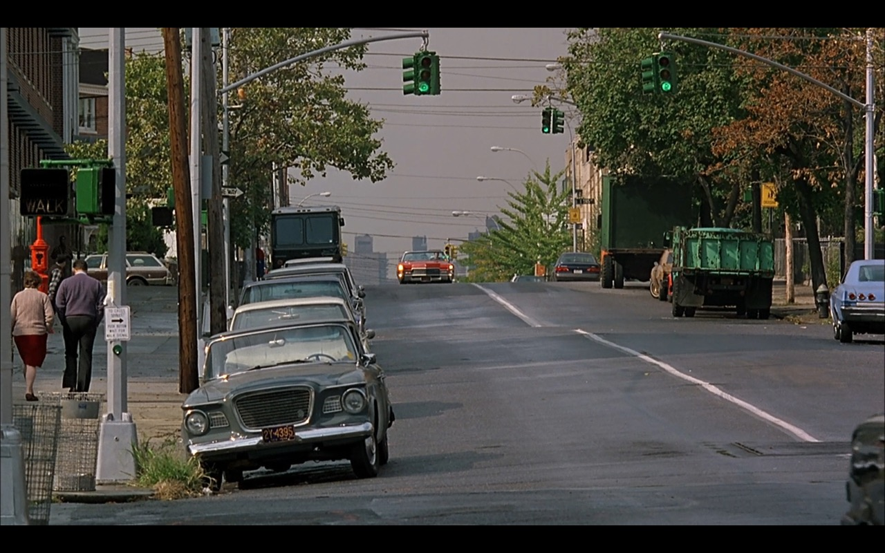 Cadillac DeVille Convertible Car - A Bronx Tale (1993) Movie Product Placement
