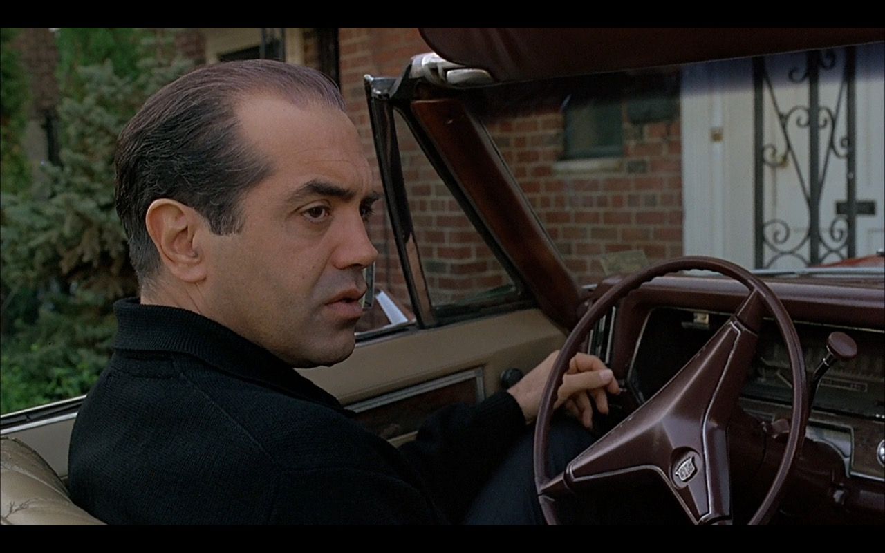Cadillac DeVille Convertible Car - A Bronx Tale (1993) - Movie Product Placement
