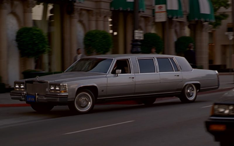 Cadillac Fleetwood Brougham Stretched Limousine – Pretty Woman (1)