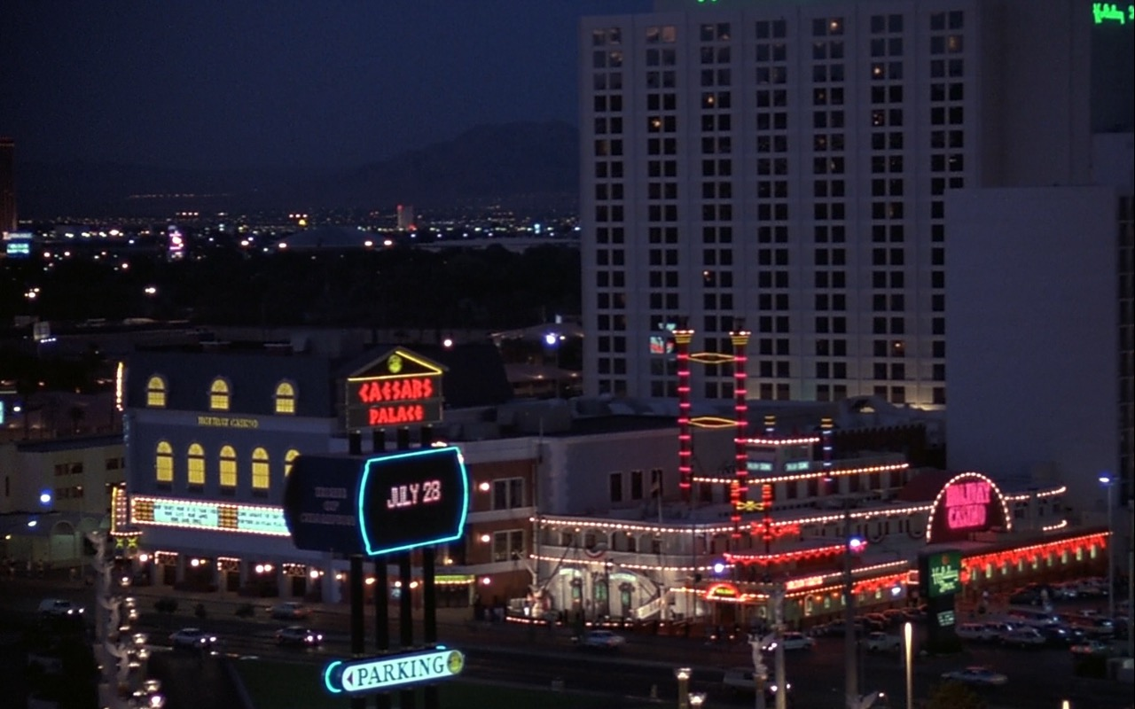 Caesars Palace Las Vegas (Location) - Rain Man (1988) Movie Product Placement