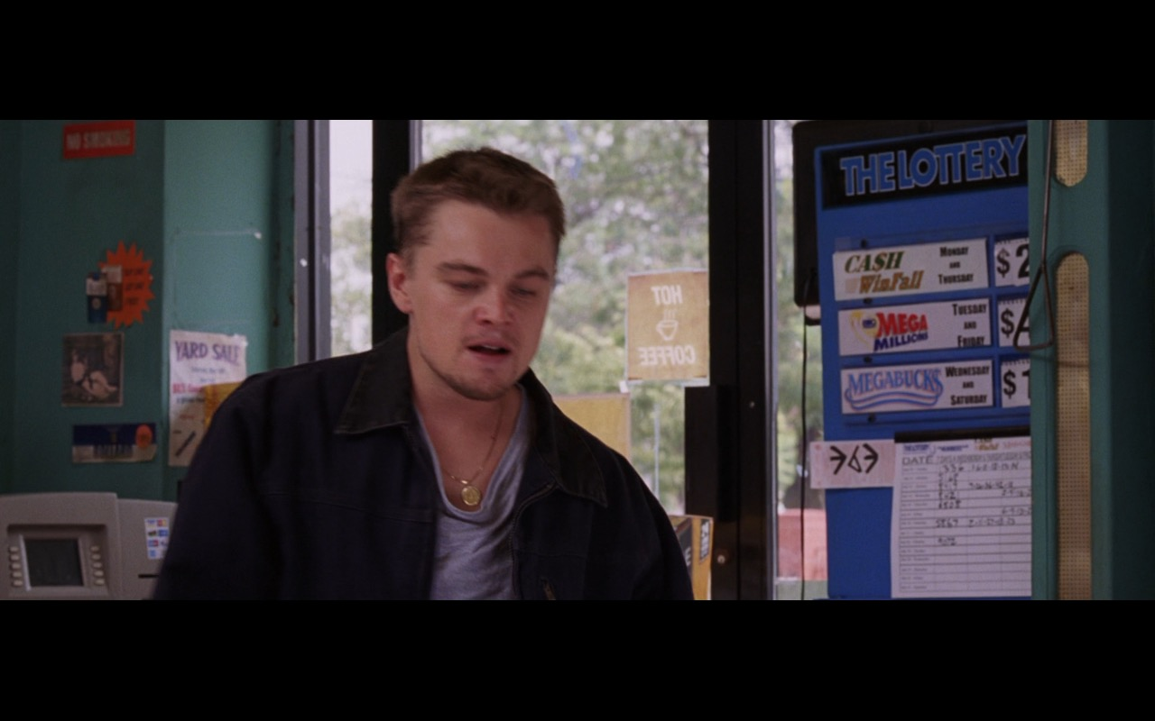 Cash Winfall, Mega Millions, Megabucks Doubler – The Departed (2006) Movie Product Placement