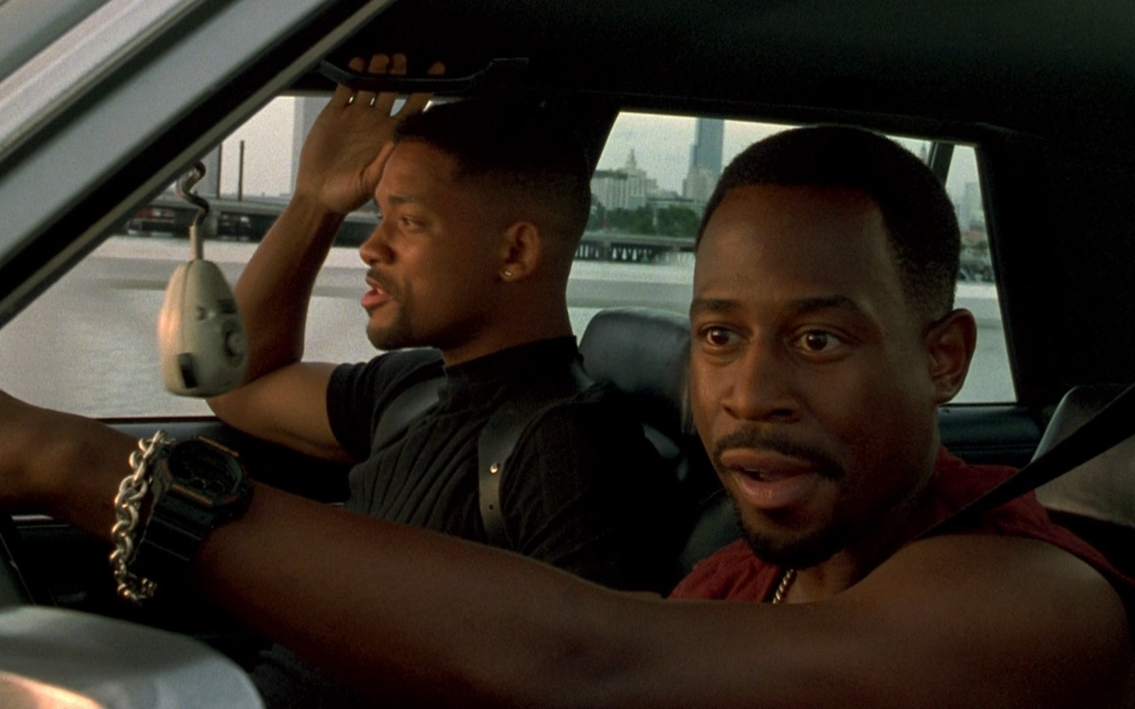 Casio G-Shock DW-5900 Watch – Bad Boys (1995) Movie Product Placement