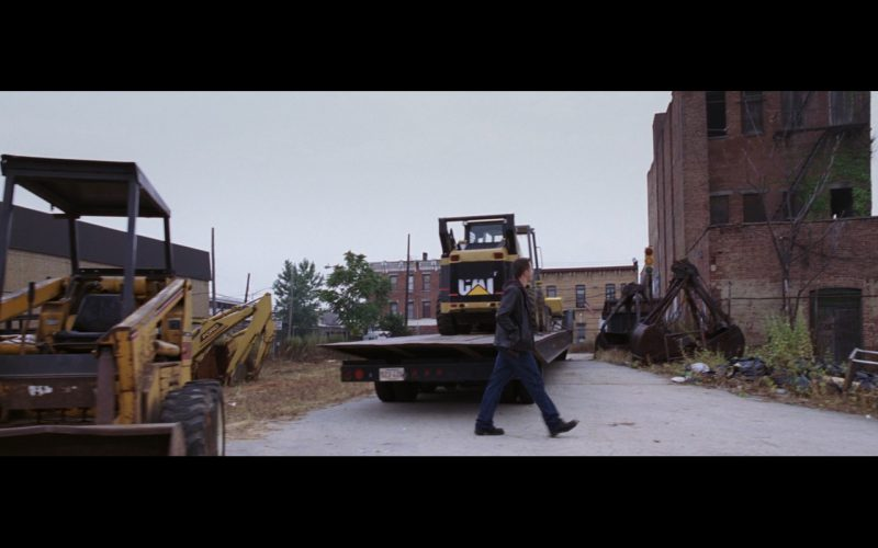 Caterpillar Machines – The Departed (1)