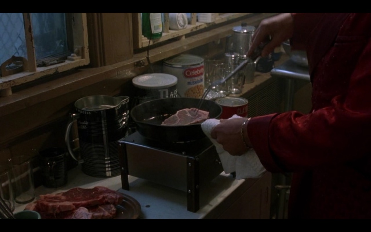 Celebrity MUSHROOMS PCS. & STEMS – Goodfellas (1990) Movie Product Placement