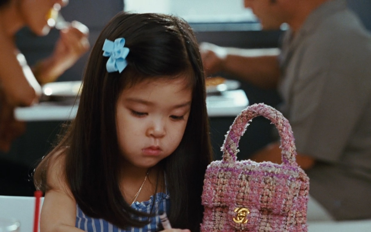 Chanel Girl's Knitted Handbag – Sex and the City (2008) Movie Product Placement