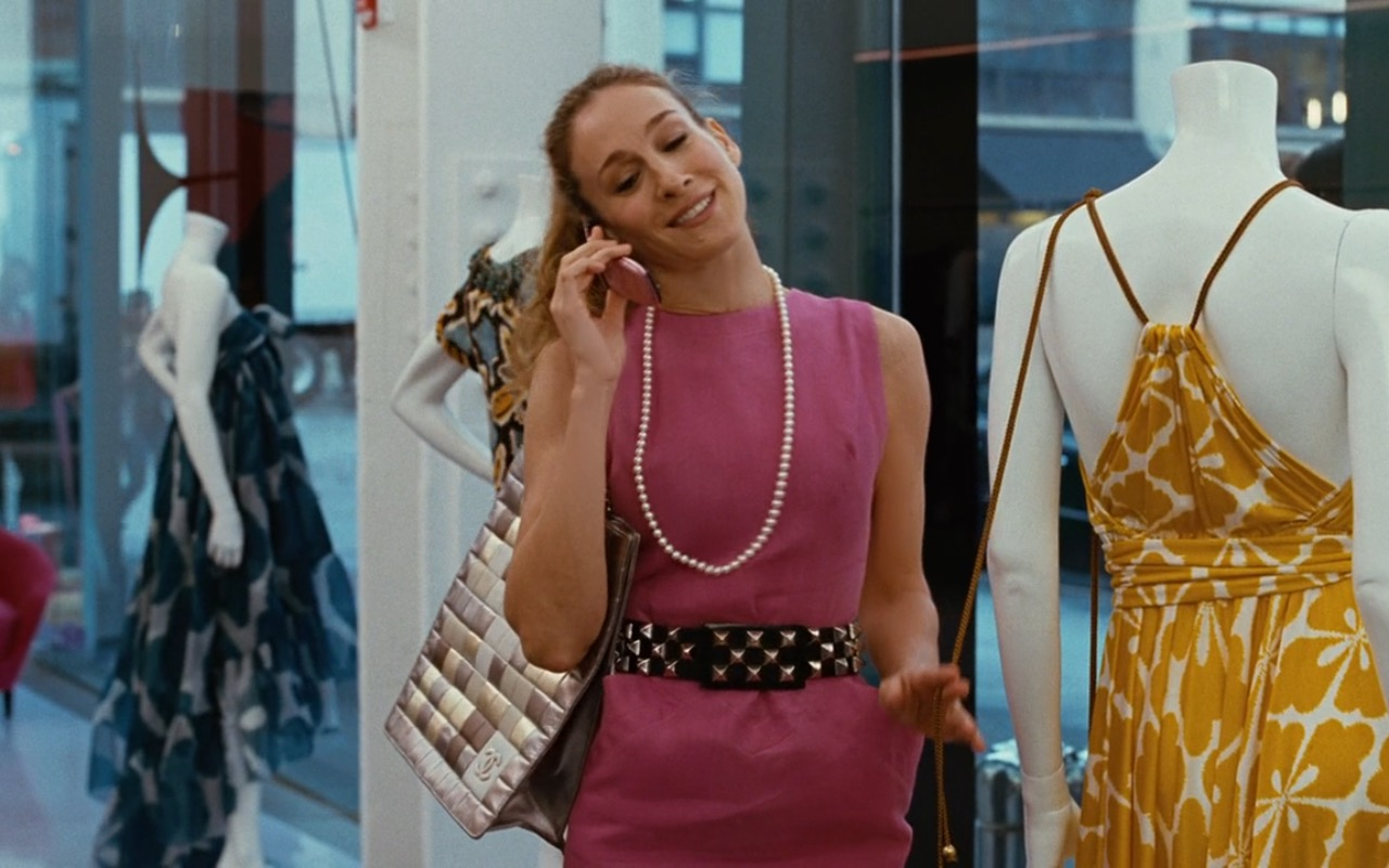 Chanel Handbag – Sex and the City (2008) Movie Product Placement