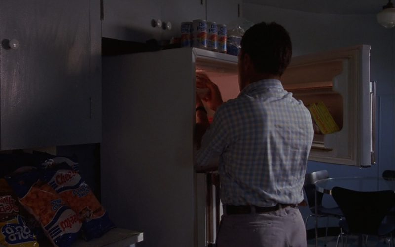Cheetos, Rold Gold and Diet Pepsi – Rain Man (1)