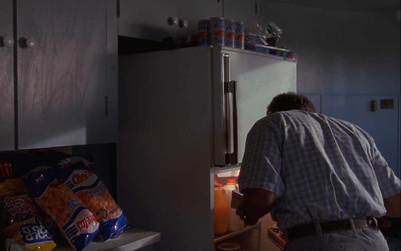 Cheetos, Rold Gold and Diet Pepsi - Rain Man (1988) Movie Product Placement