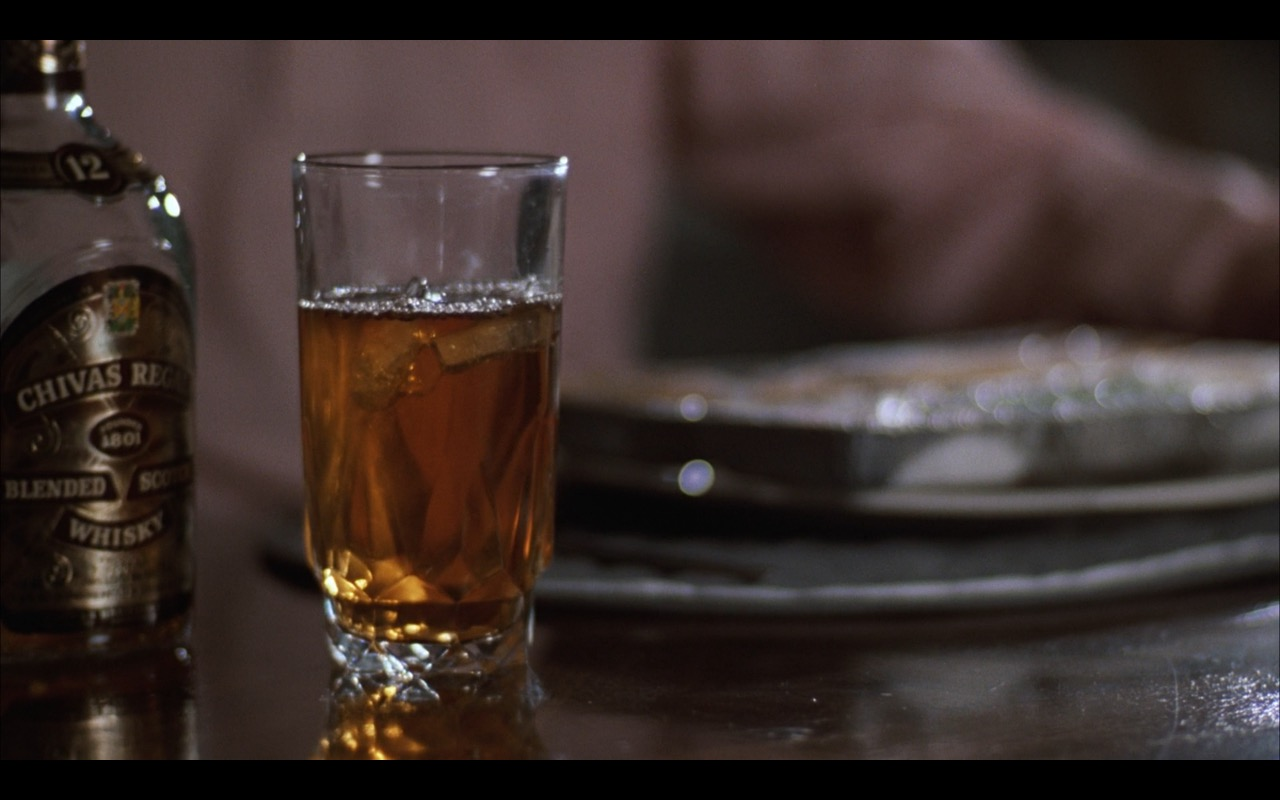 Chivas Regal Whisky - Risky Business (1983) Movie Product Placement