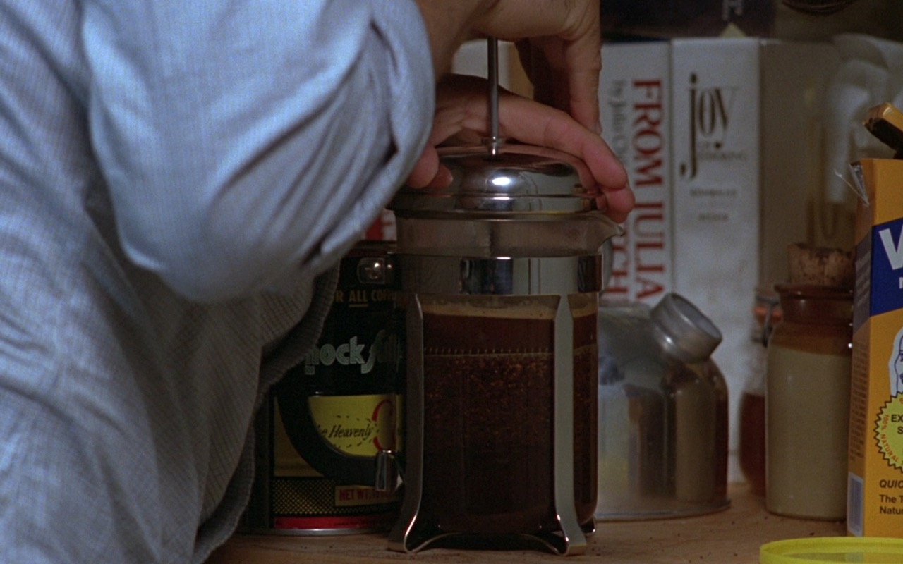 Chock Full O' Nuts Coffee – Kramer vs. Kramer (1979) Movie Product Placement