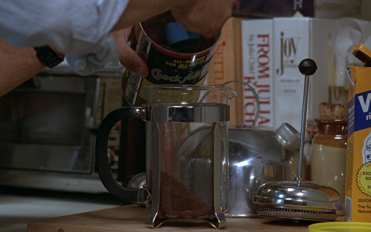 Chock Full O' Nuts Coffee – Kramer vs. Kramer (1979) Movie Product Placement