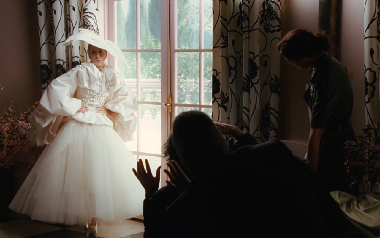 Christian Dior Bridal Dress – Sex and the City (2008) Movie Product Placement