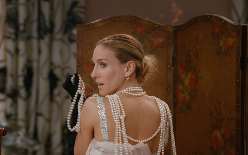 Christian Lacroix Wedding Dress – Sex and the City (1)