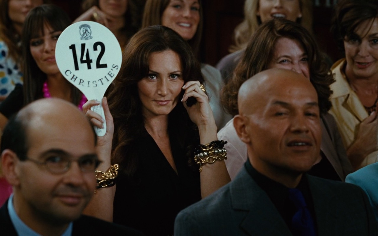 Christie's Auction House – Sex and the City (2008) Movie Product Placement