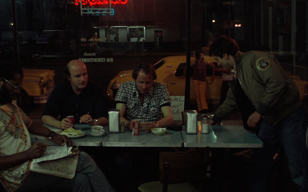 Coca-Cola – Taxi Driver (1976) Movie Product Placement