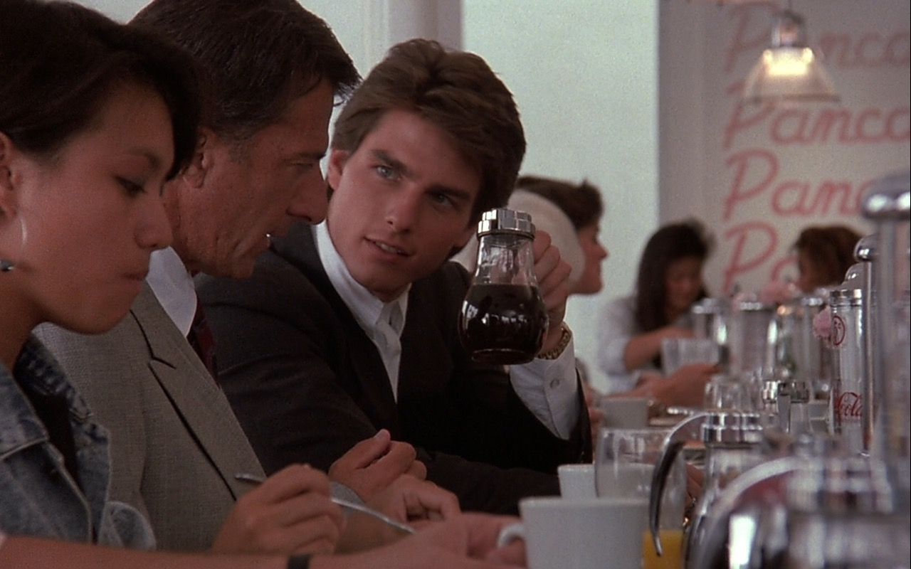 Coca-Cola - Rain Man (1988) Movie Product Placement
