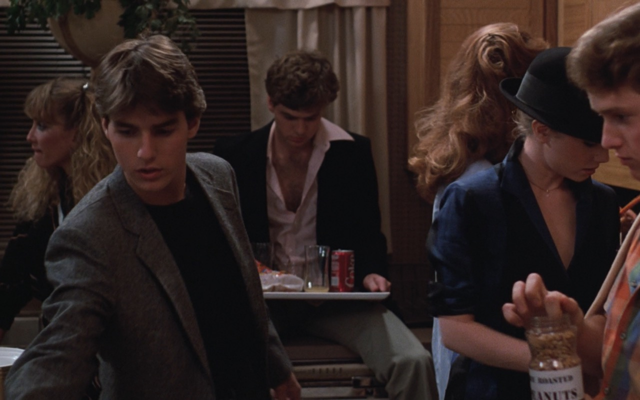 Coca-Cola - Risky Business (1983) Movie Product Placement