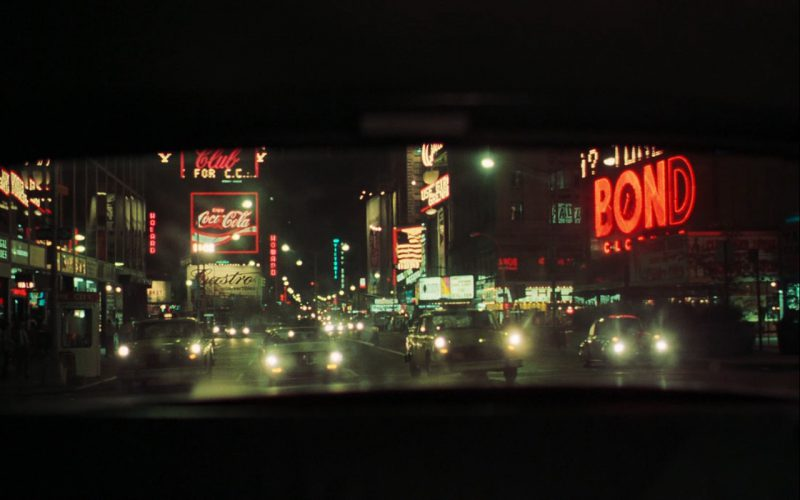 Coca-Cola Signs – Taxi Driver (1)