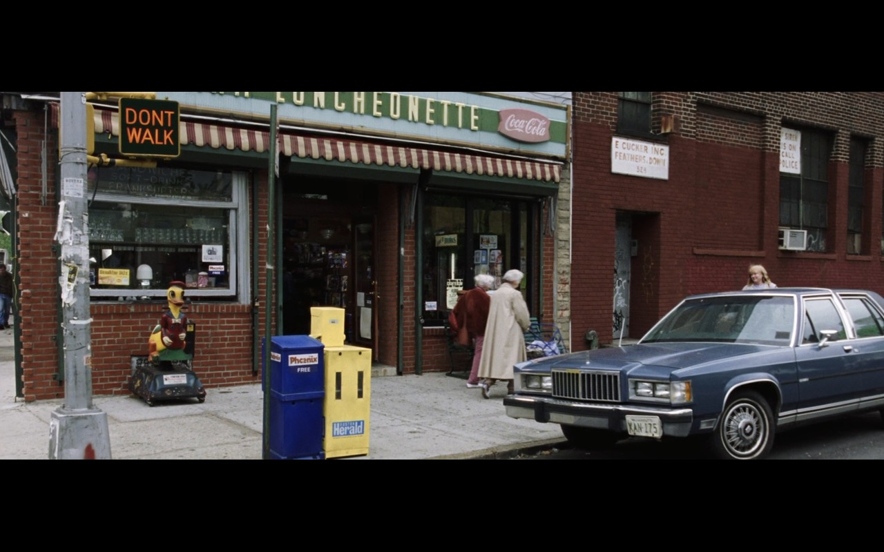 Coca-Cola Signs – The Departed (2006) Movie Product Placement