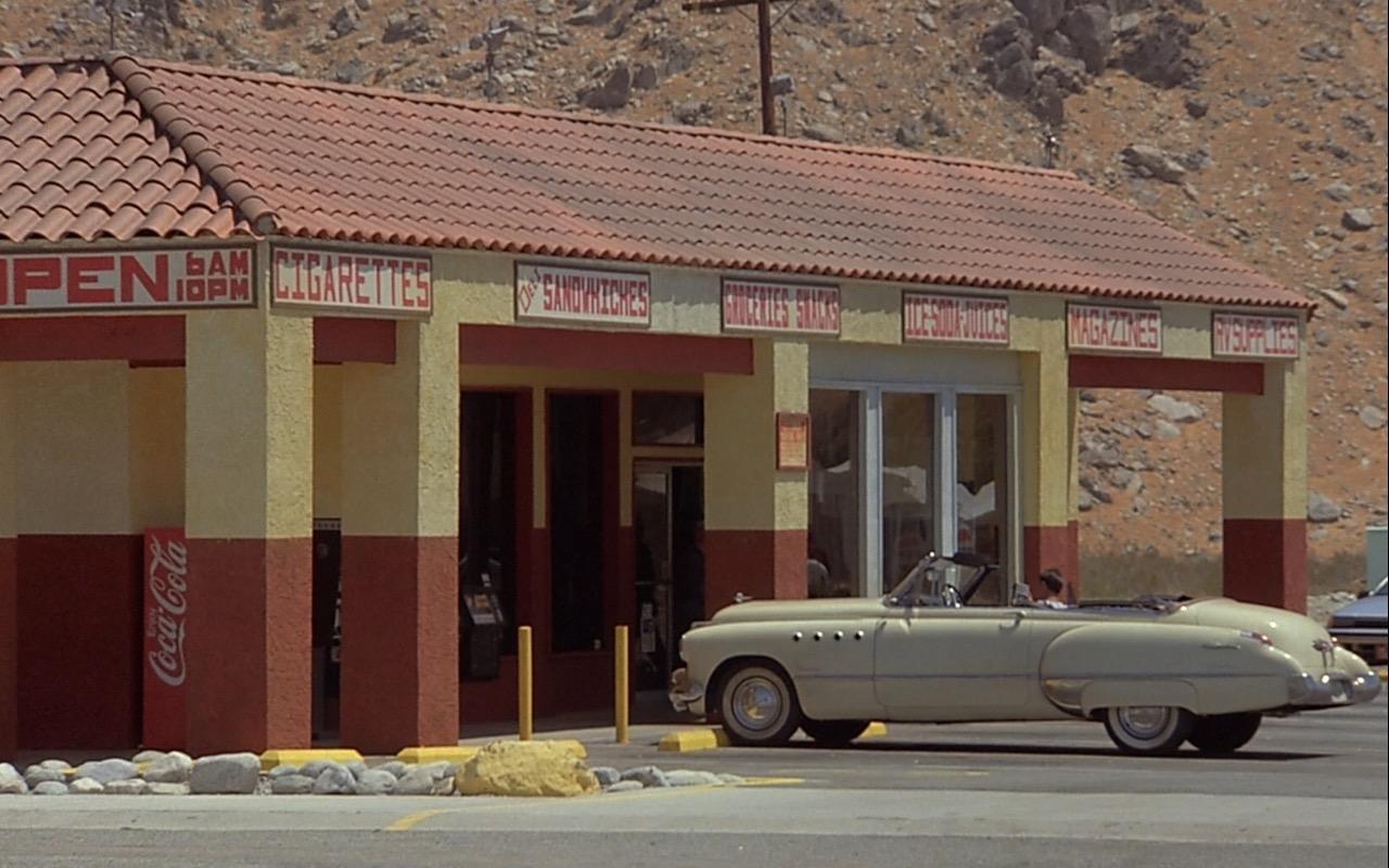 Coca-Cola Vending Machine - Rain Man (1988) Movie Product Placement