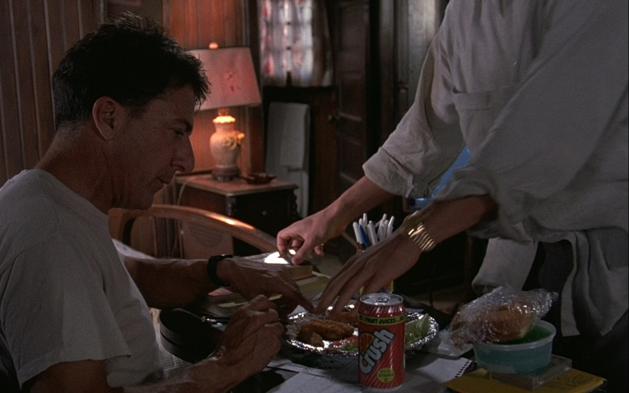Crush Orange Drink – Rain Man (1988) Movie Product Placement