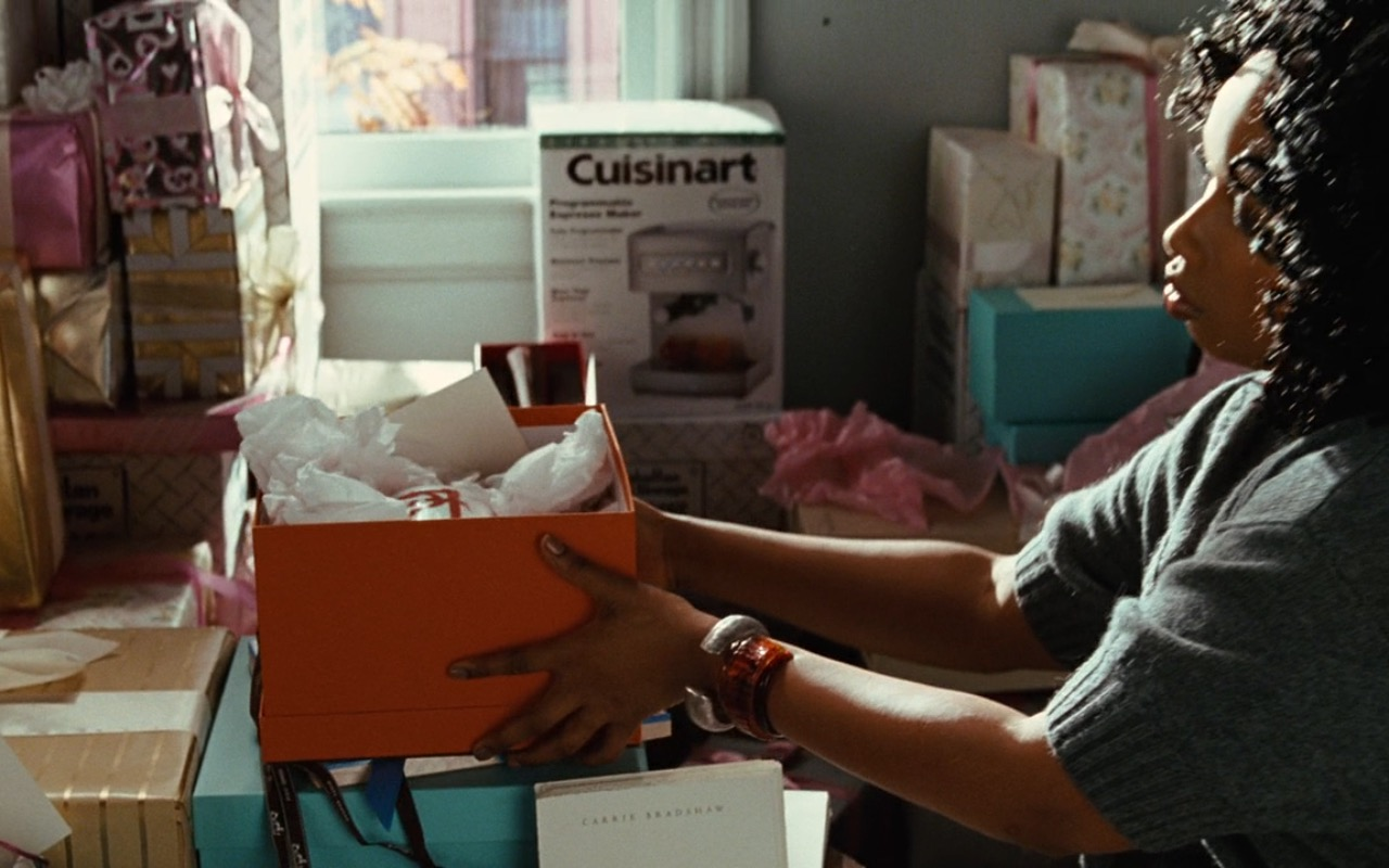 Cuisinart Coffee Maker – Sex and the City (2008) Movie Product Placement