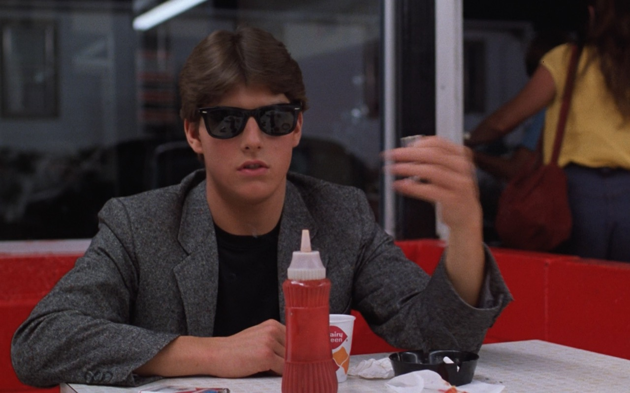 Dairy Queen Fast Food Restaurant – Risky Business (1983) Movie Product Placement